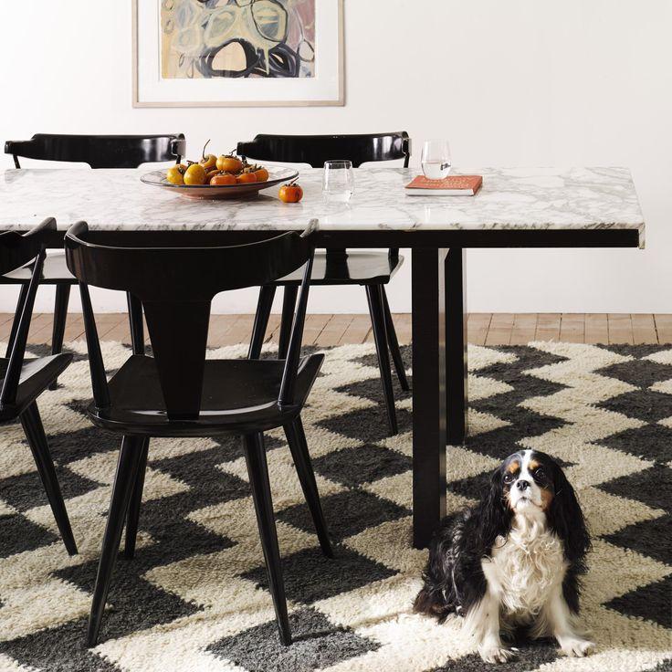 Madeline Weinrib Shag Carpets Photo By Annie Schlechter