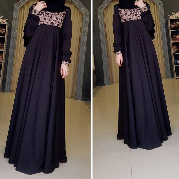 2,045 отметок «Нравится», 77 комментариев — Для сестер, с любовью❤ (@asiya_salyafi) в Instagram: «_ Ассаляму аляйкум, в наличии у нас вот такие платья, по переду есть замочек потайной,на рукавах…»