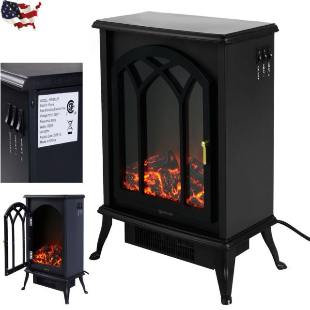 best 25 electric wood stove ideas on pinterest electric. Black Bedroom Furniture Sets. Home Design Ideas