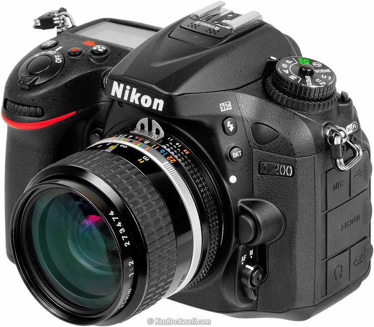 Comprehensive review of Nikon d7200