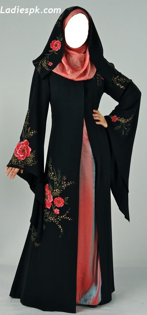 burka clothing women | Burka Fashion 2013 in Dubai India Pakistan | Latest Dresses Fashion ...