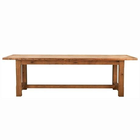 Farmhouse dining table 260x100 from freedom