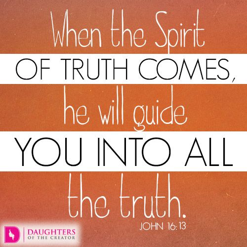 Daily Devotional -How to Find Truth: http://daughtersofthecreator.com/how-to-find-truth/