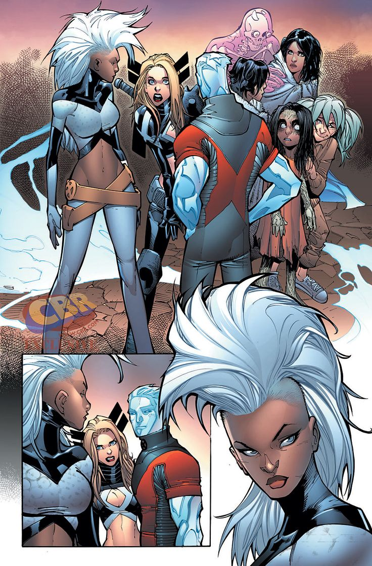"""Images for : X-POSITION: X-Editors Bring the X-Men Into """"All-New, All-Different Marvel"""" - Comic Book Resources"""