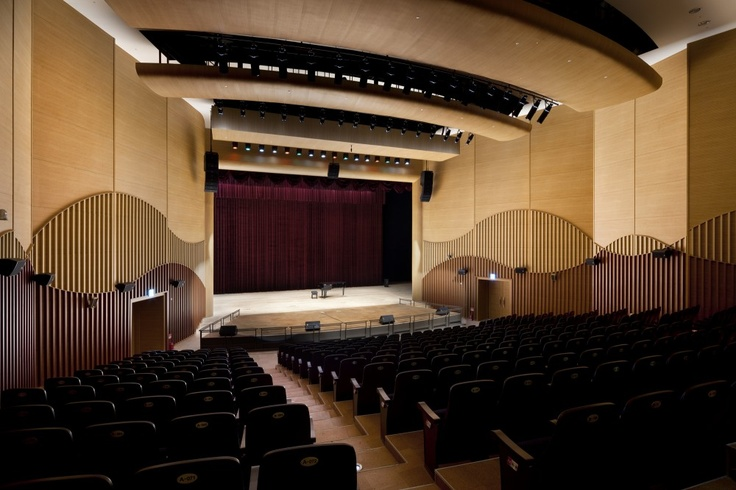 Branksome Hall Asia Jeju Global Education City / Samoo Architects & Engineers