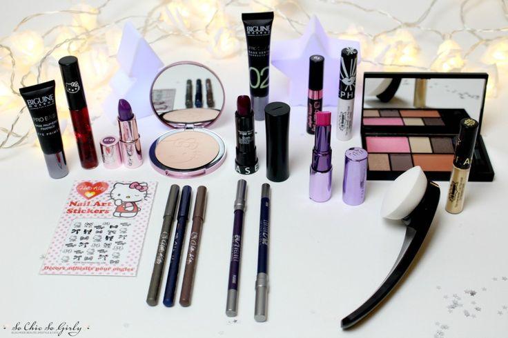 Haul Sephora & Makeup Story's