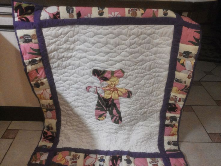 Teddy-Baby-Quilt