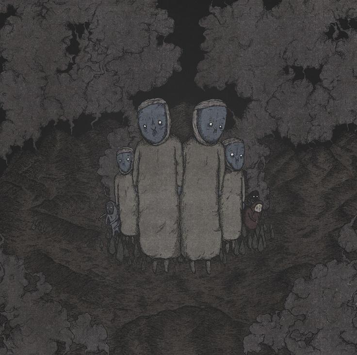 Then comes nothing, LP inlay http://tillfabriken.blogspot.com