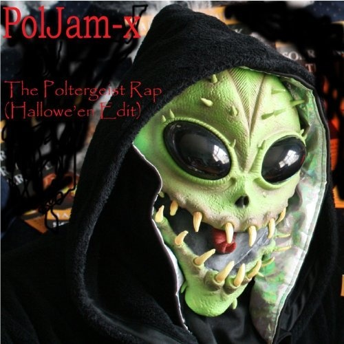 Our last single released at Hallowe'en available on Deezer and iTunes
