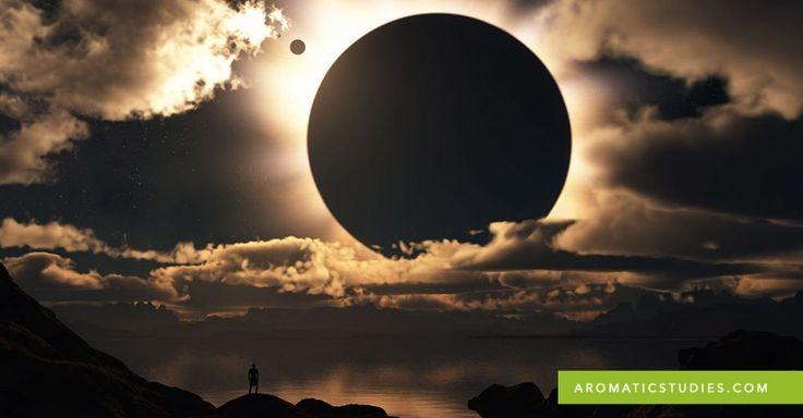 Total Solar Eclipse Aromatic Rituals - Aromatic Studies