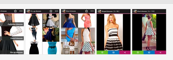 10 Best Android Woman Fashion Apps 2014