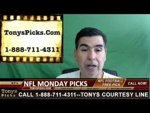 Monday Night NFL Picks Handicapper Predictions Odds Point Spread Preview...
