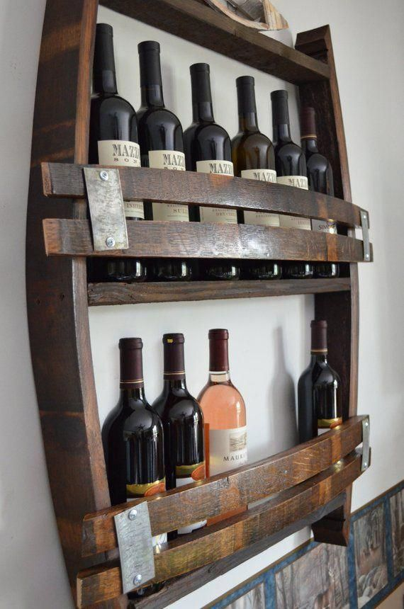 August Wine Rack Sale Wine Barrel Wine Rack 12 14 Wine Winecellars Wine Barrel Furniture Rustic Wine Racks Wine Rack Wall