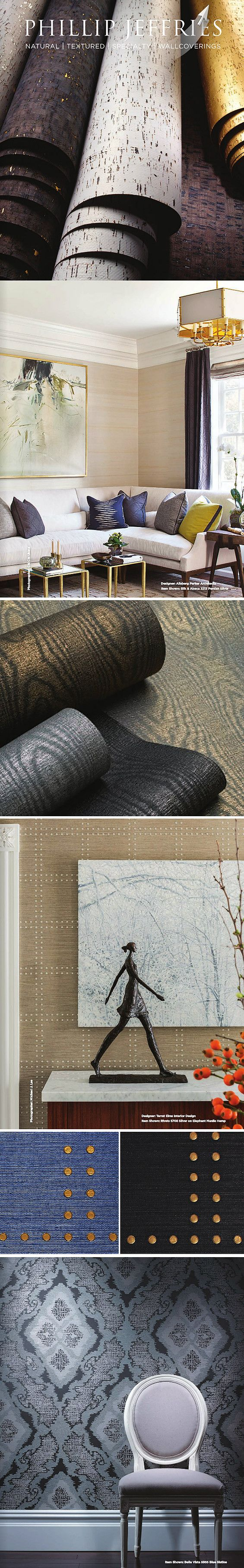 Atelier du Petit Colin - Philip Jeffrie's Luxury Wallpaper Wallcovering