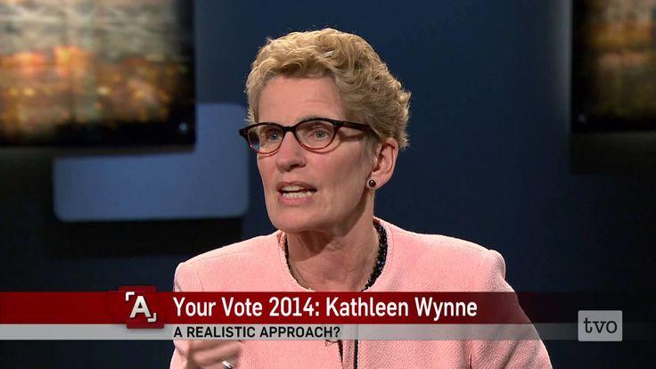 Your Vote 2014: Kathleen Wynne