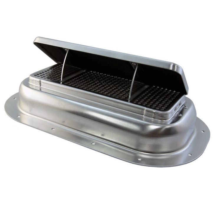 Easy Open Pop Up Aluminum Vent
