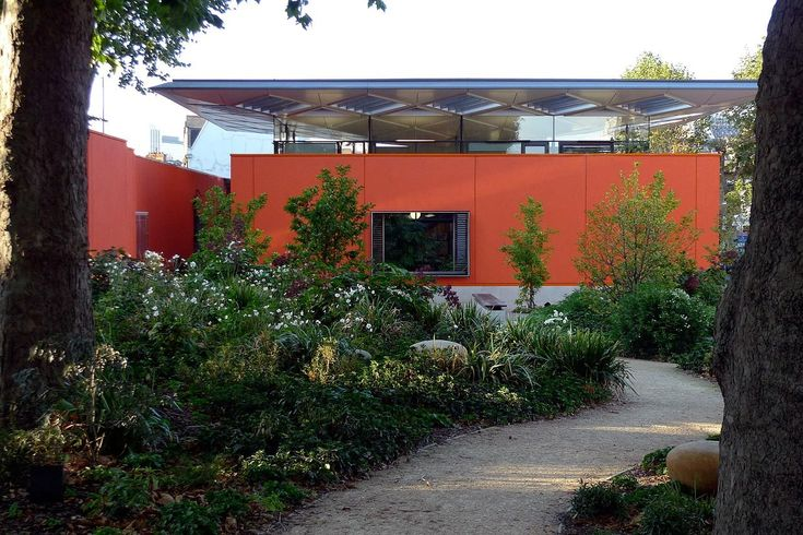 Maggie's Centre — Dan Pearson Studio
