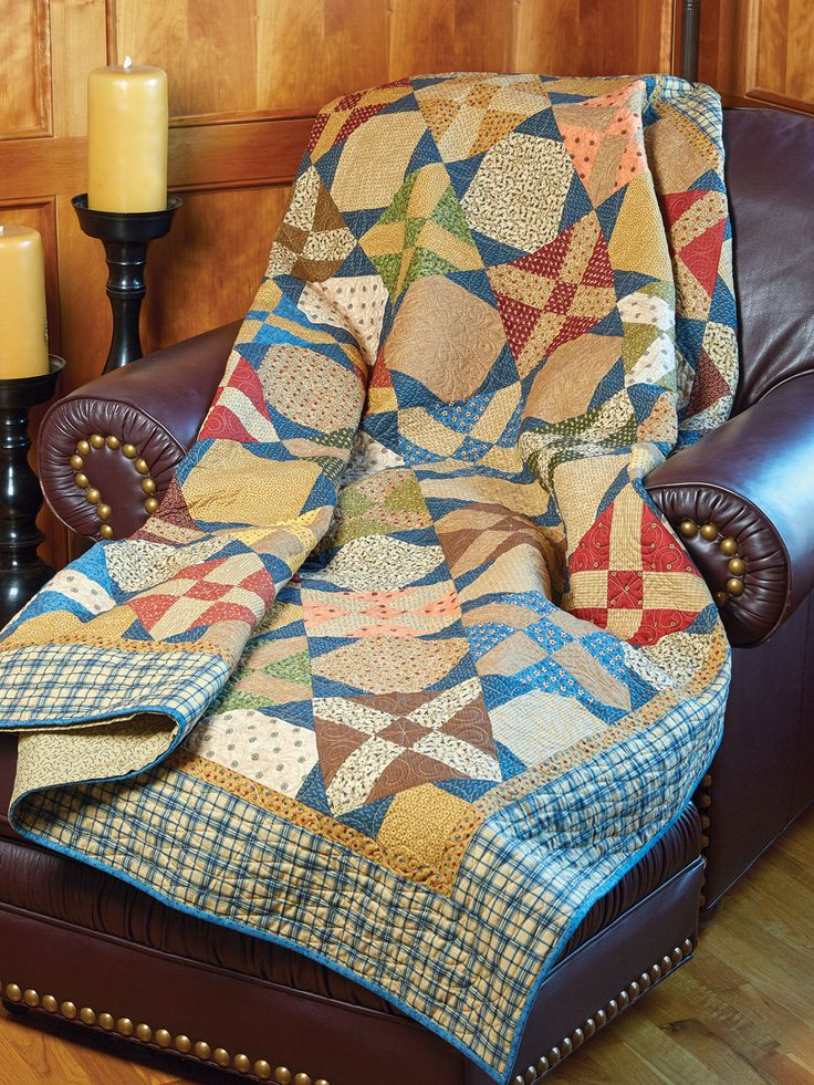 Quilting Project Ideas : 131 best Scrap Quilt Patterns and Projects images on Pinterest Baby quilts, Bows and Contemporary