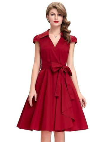 Pin Up Dresses – ZillyChic