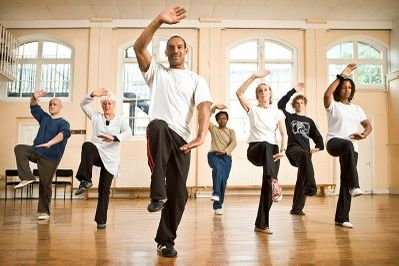 Tai Chi for good posture and relieving back pain