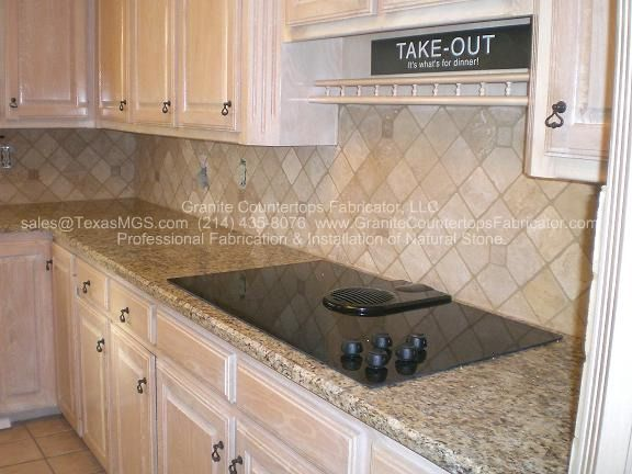 Find This Pin And More On Kitchens View Exceptional Marvelous Tumbled Tile Backsplash Tumbled Stone