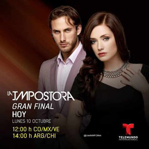La impostora one of My favourite serials❤❤👍👍💕💕