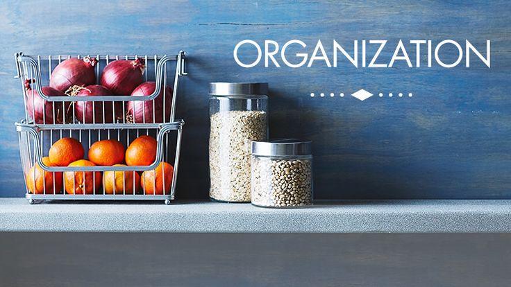Kitchen Refresh | Storage