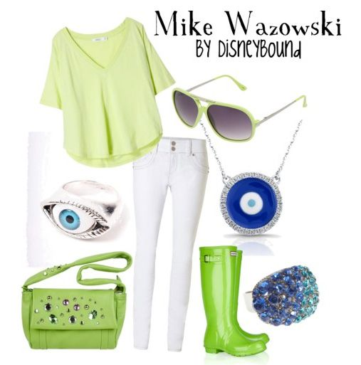 Mike Wasowski #monstersinc