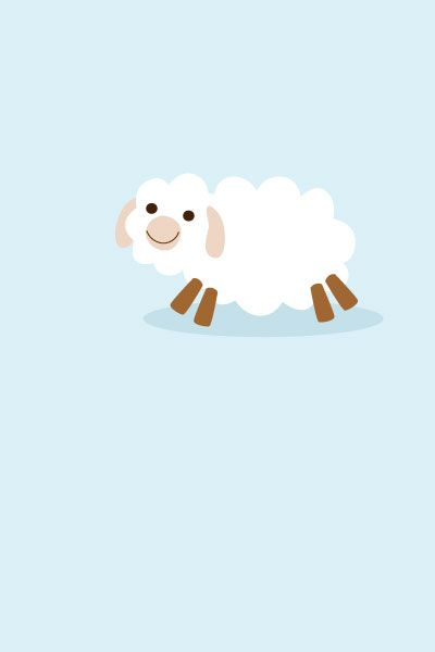 Sheep Vector Image #kids #vectorimage #baby #character #sheep http://www.vectorvice.com/kids-baby-vector