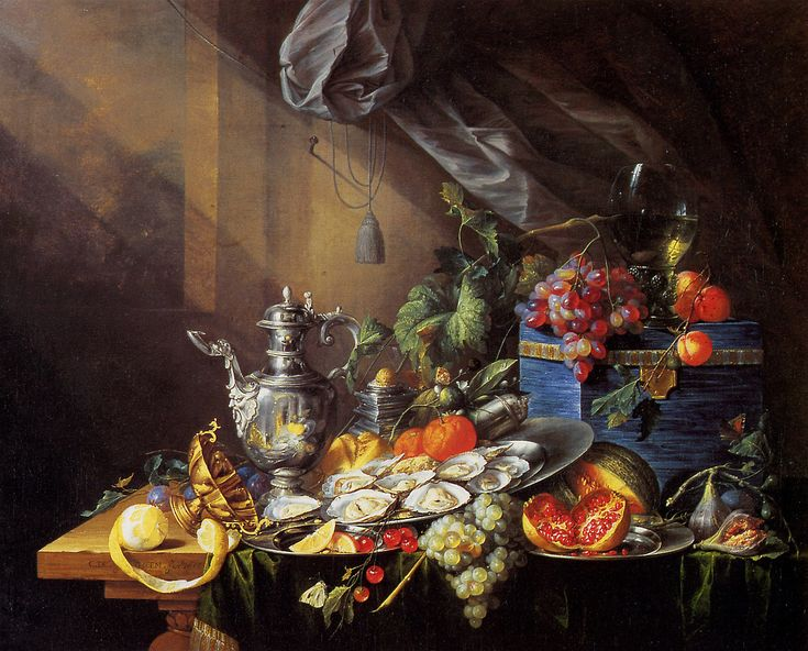 Still life  Dutch and Flemish Still Life Painting (Art Paintings)