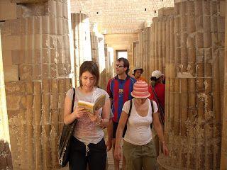 ..........Egipto en Noviembre 2007..............: Saqqara, la pirámide escalonada de Zoser