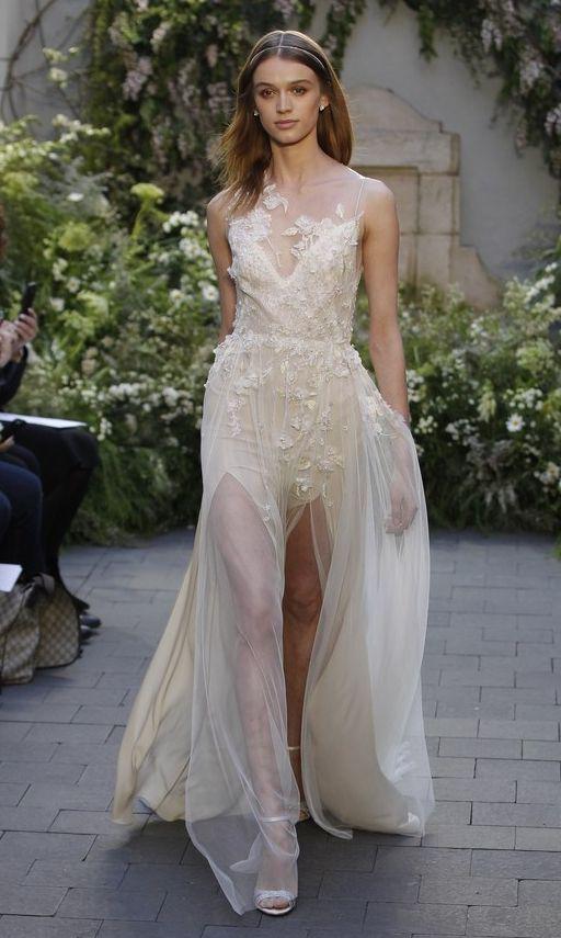 Carolina herrera wedding dresses 2018 nfl