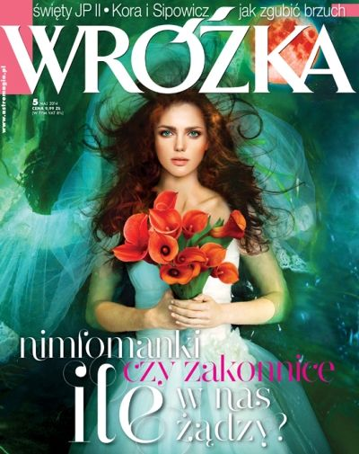 """WRÓŻKA"" maj 2014"