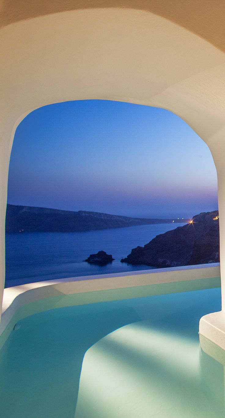 Canaves Oia Hotel & Suites - Santorini, Greece