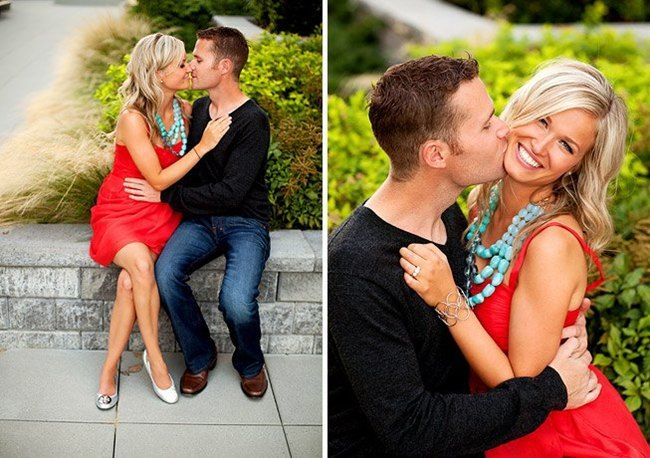 Gorgeous! | Engagement session by http://danielusenko.com