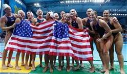 2012 USA Women's Water Polo Team - Gold Medal Winners