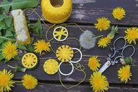 Die Zeitmaschine - Wissenswertes über den Zwirnknopf - Zwirnknöpfe Sabine Krump - Dorset buttons -