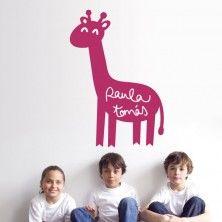 Pizarras infantiles de vinilo - Pizarras personalizadas | Funchoices