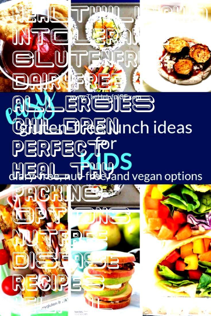 #healthylunchid #intolerance #glutenfree #dairyfree # ...