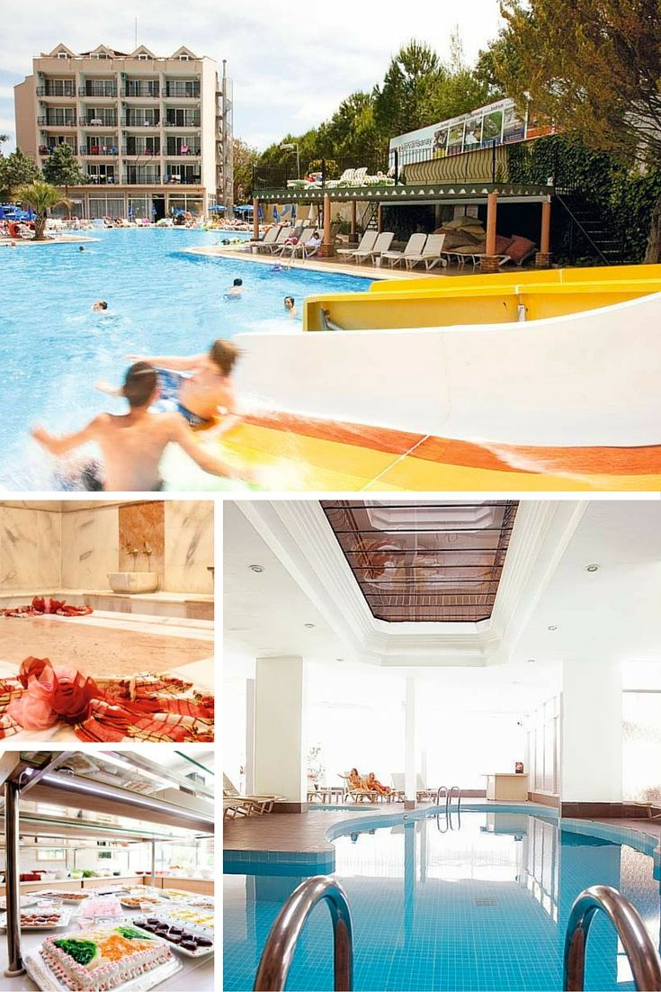 All Inclusive, Turkey, ONLY £228pp Flying from Standstead Airport  7 Nights All Inclusive 1 October 2015.