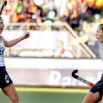 Mundial de Hockey: Las Leonas se presentaron con una goleada ante Sudáfrica