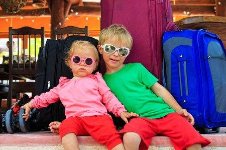 How To Travel Light As A Family