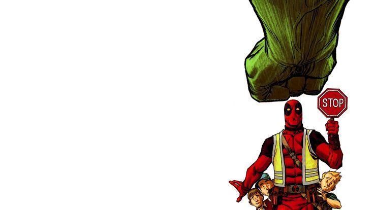 free wallpaper and screensavers for deadpool comic  (Vinson Robin 1920 x 1080)