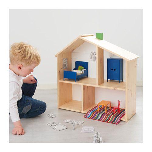 HUSET Dockmöbler, sovrum  - IKEA