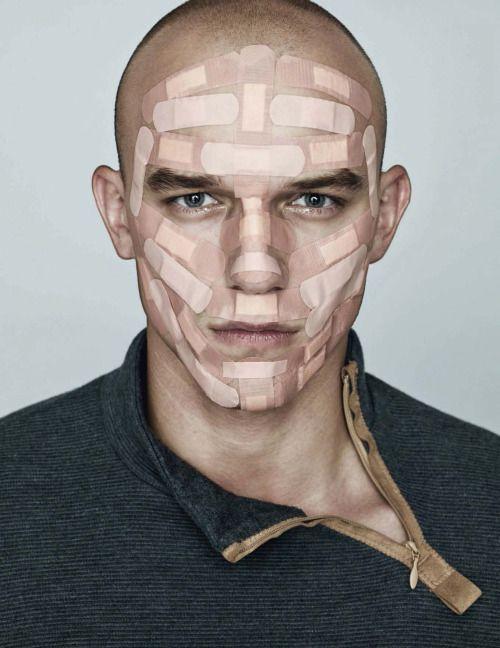 justdropithere:  Adam Kaszewski by Jean-Baptiste Mondino - GQ Style UK, FW15