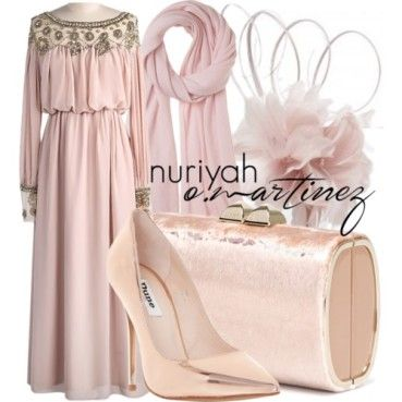Hijab Outfit by Nuriyah O. Martinez | hijabhaul.com