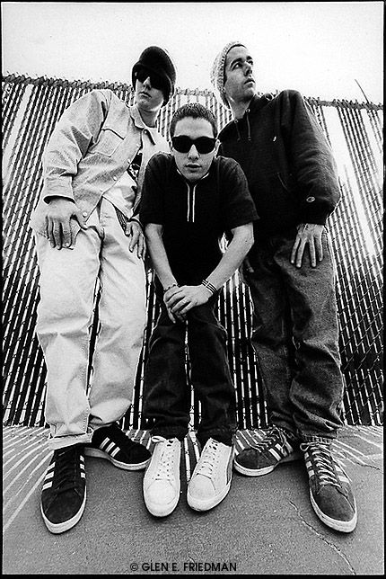 Beastie Boys....RIP MCA....your insane creativity, uniquely raspy voice, and inspiring life will be sadly missed by this fan