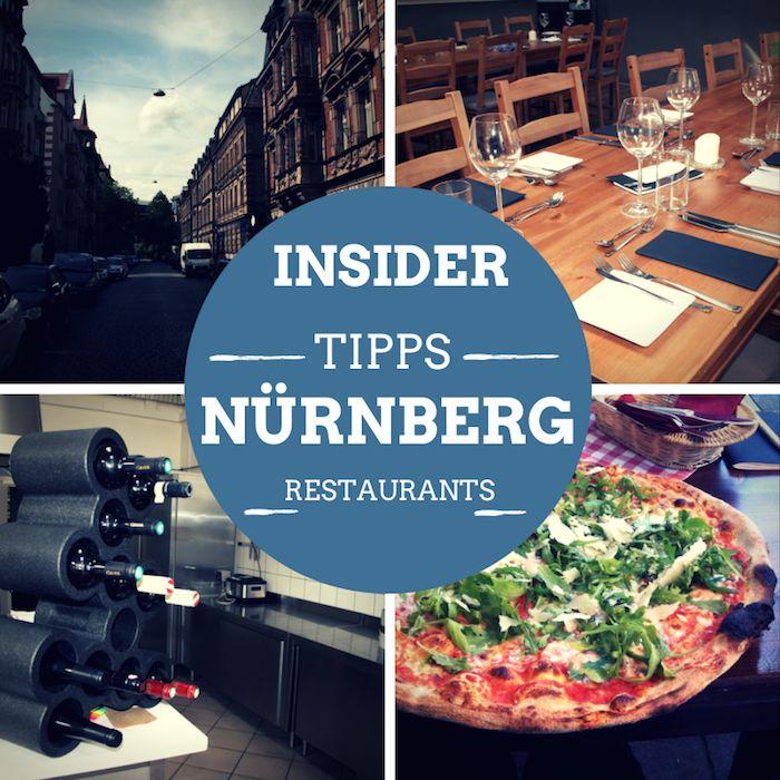 Insidertipps Restaurant Nürnberg