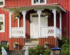 www.gardsromantik.se: Snickarglädje på förstukvist eller glasveranda