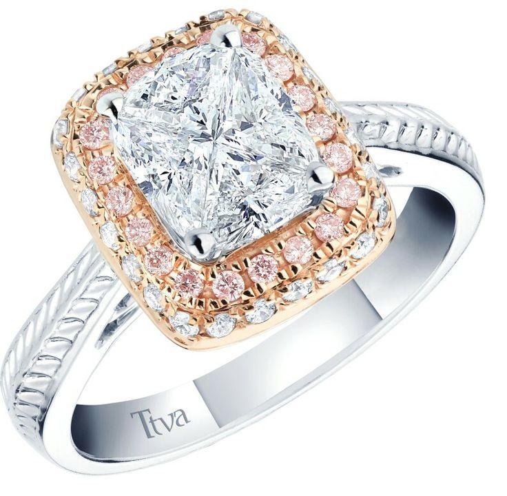 TTVA Ring by Gold Star Jewellery www.ttva.in www.facebook.com/TtvaReflectsYou